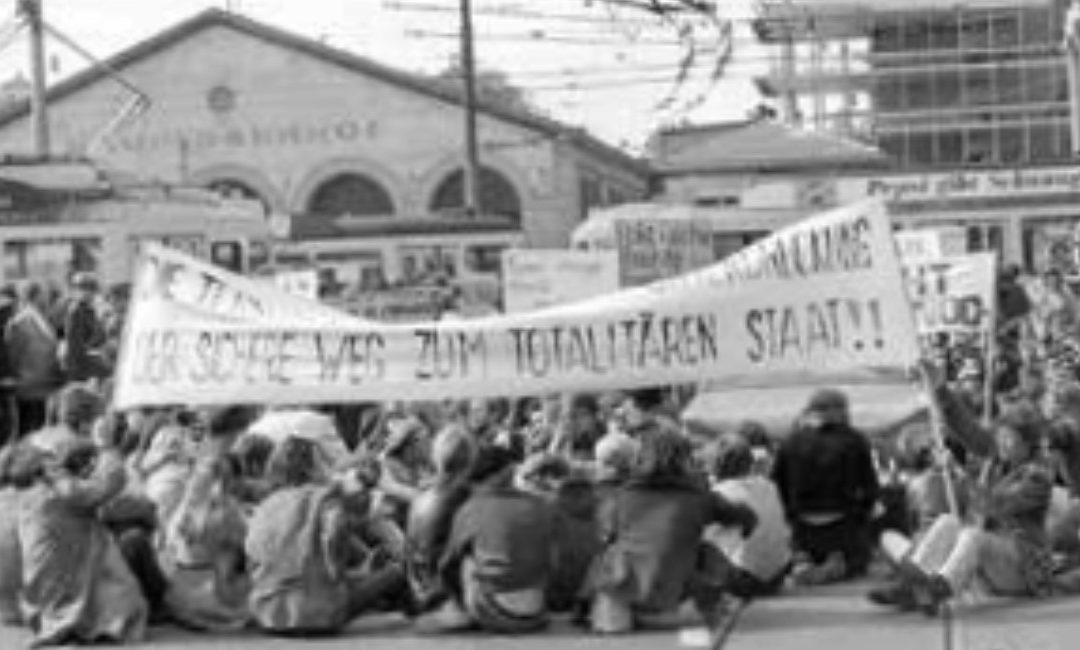 Artikel: '68er in der Schweiz'