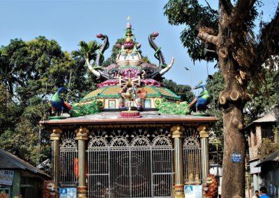 Yvonne-Koch-Bangladesch-Savar-Hindutempel