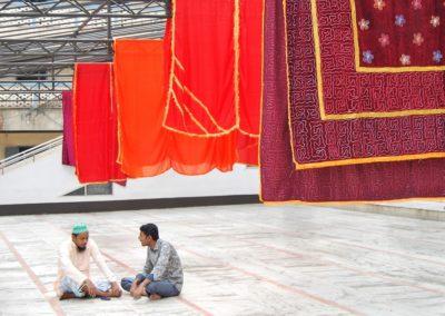 Yvonne-Koch-Bangladesch-Sylhet- Shrine of Hazrat Shah Jalal